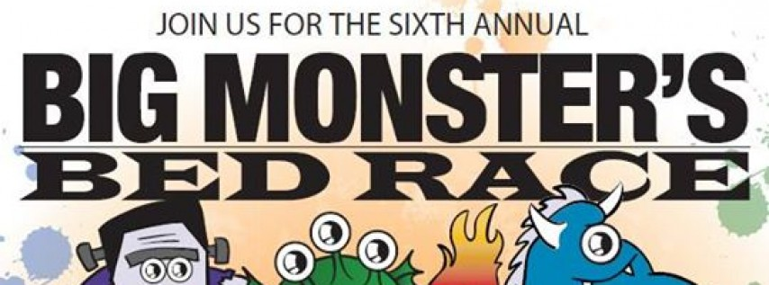 Big Monster's Bed Race 2017