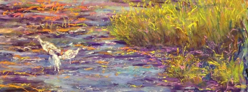 Landscape Painting Using Soft Pastels: 1- Day Workshop