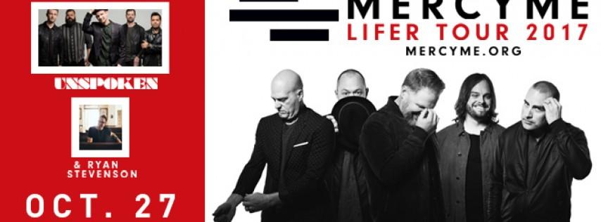 Mercy Me: The Lifer Tour