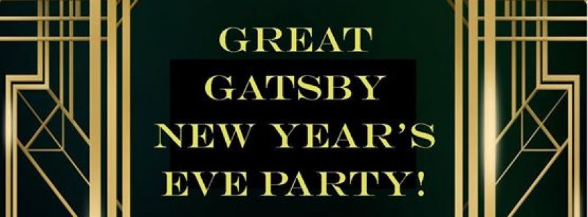 Woody's Great Gatsby Themed New Year's Eve Party