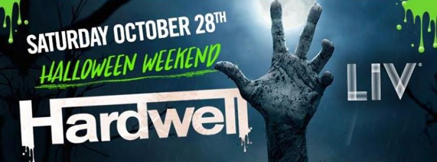 Hardwell Halloween Weekend LIV