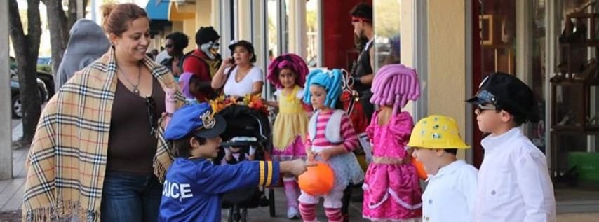 20th Annual Halloween on the Mile
