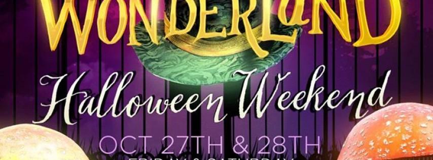 Wonderland Halloween 2017
