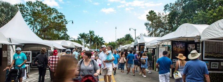 Coconut Grove Arts Festival 2018