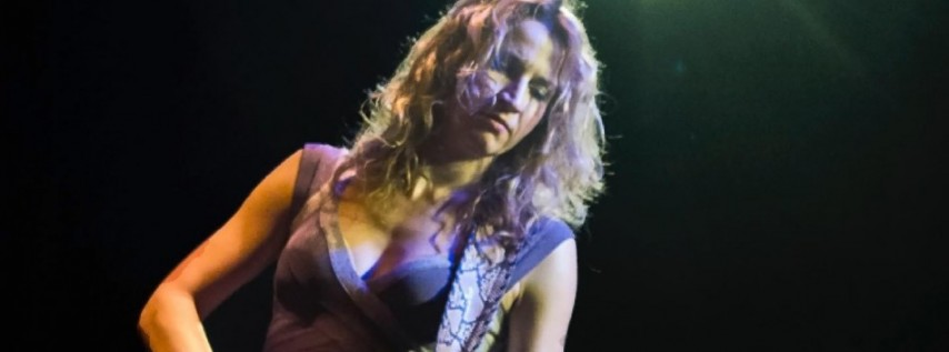 Ana Popovic Early Show at SHAMc