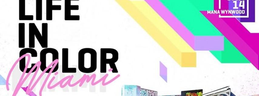 Life in Color Miami - #LICMiami