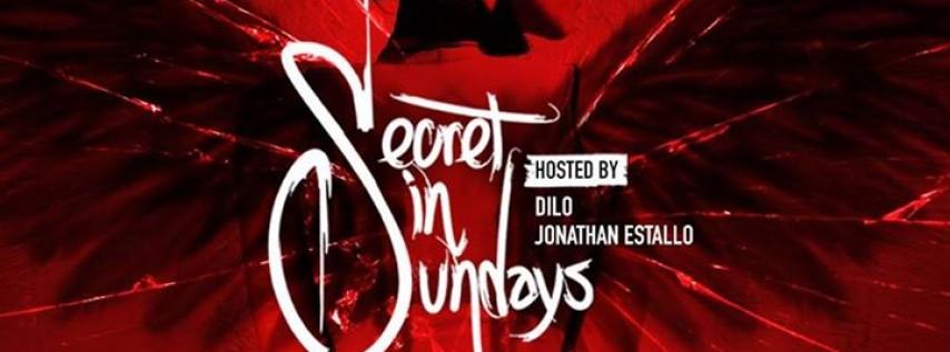 Secret Sin Sundays - Special Halloween Edition