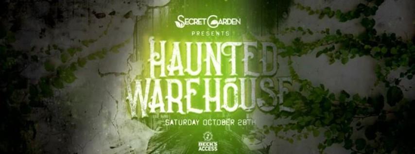 Haunted Warehouse by Secret Garden