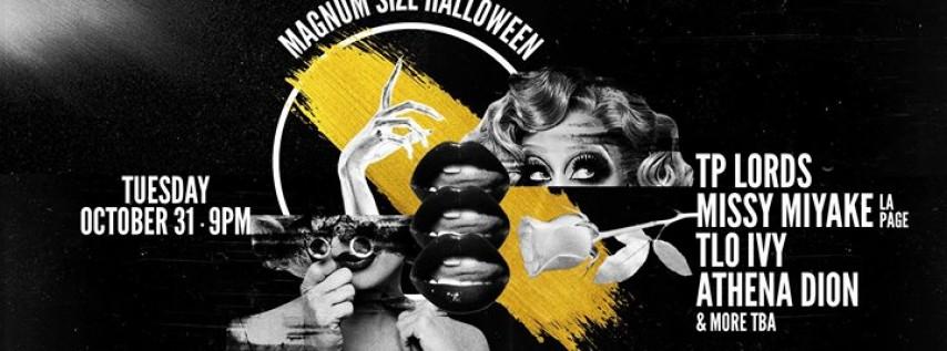 Magnum Size Halloween #atTheAnderson