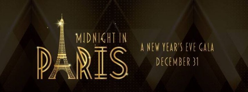 Midnight in Paris - New Year's Eve Gala