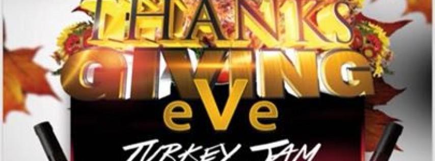 Annual Thanksgiving Eve Jive Turkey Jam