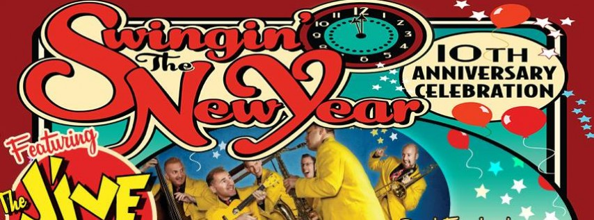 Swingin' the New Year 10th Anniversary featuring Jive Aces!