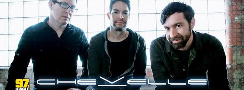 97.1 The Eagle Presents: Chevelle