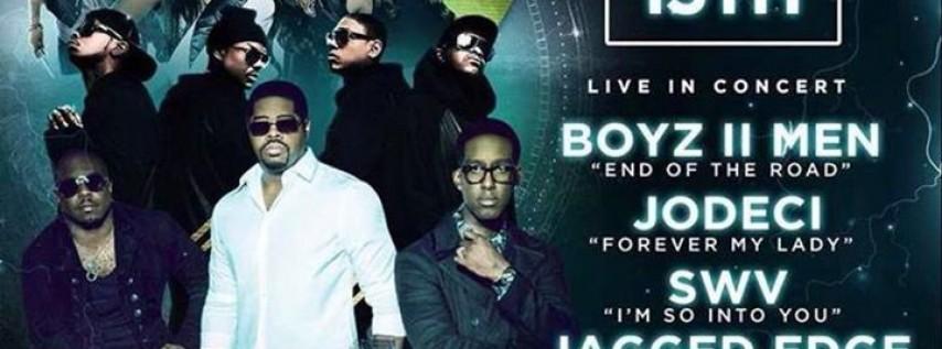 R&B Rewind Festival 3rd Annual