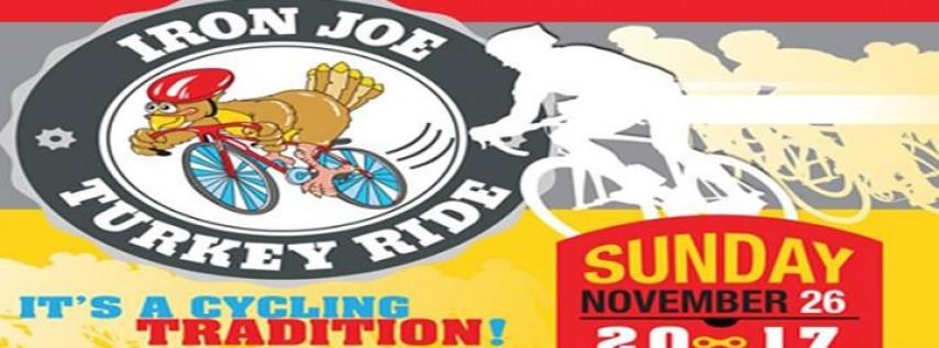 12th Annual Iron Joe Turkey Ride