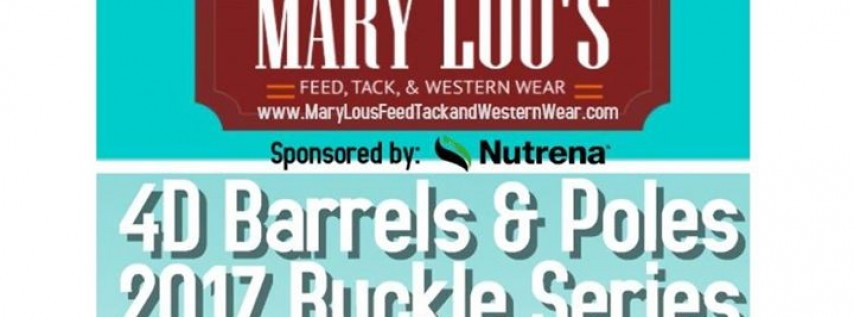 Mary Lou's 2017 Buckle Series_11/24/17