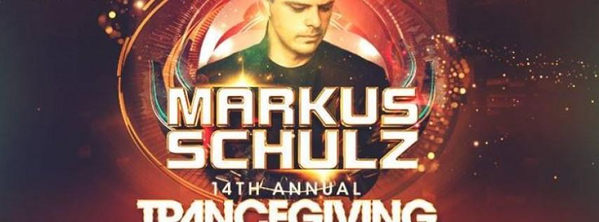 Trancegiving: Markus Schulz (Thanksgiving Eve)