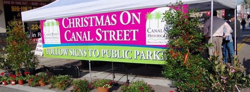 Christmas Coastal Market