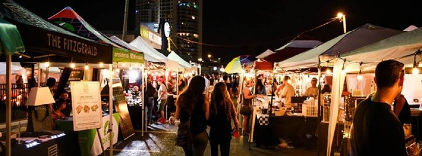 The Night Market - Tampa - Ferg's Live
