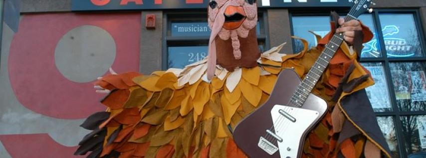 Dean Falcone's Annual Thanksgiving Vomitorium at Cafe Nine
