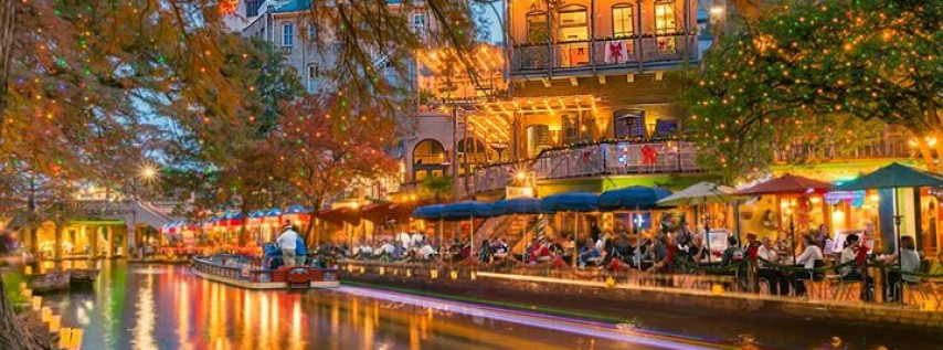 Holiday Lights on the River Walk