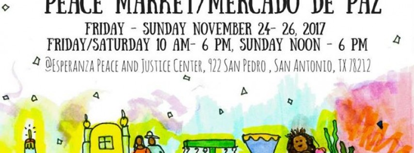 28th Annual International Peace Market