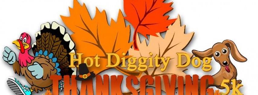 2017 Hot Diggity Dog Thanksgiving Day 5K