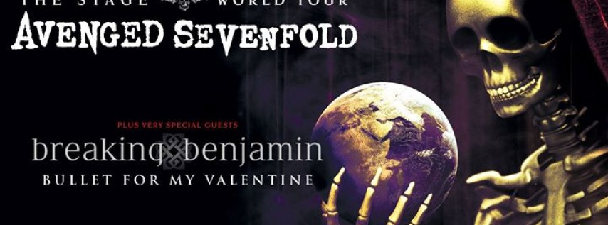 T95 Presents Avenged Sevenfold