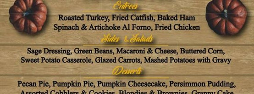 Spring Mill Inn Thanksgiving Buffet