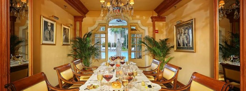 Thanksgiving Dinner in Palme d'Or