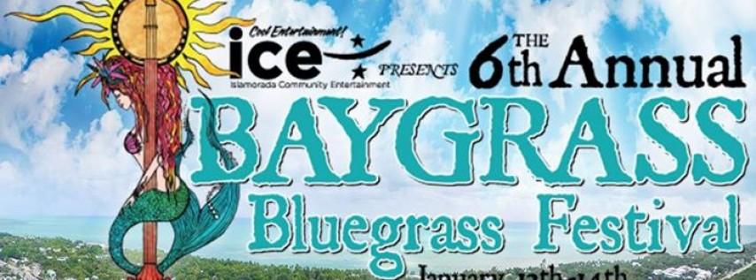 6th Annual Baygrass Bluegrass Festival