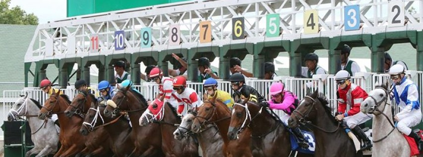 Thanksgiving Weekend at Churchill Downs
