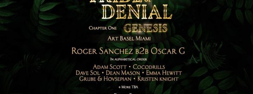 Tribe of Denial, Art Basel Miami 2017