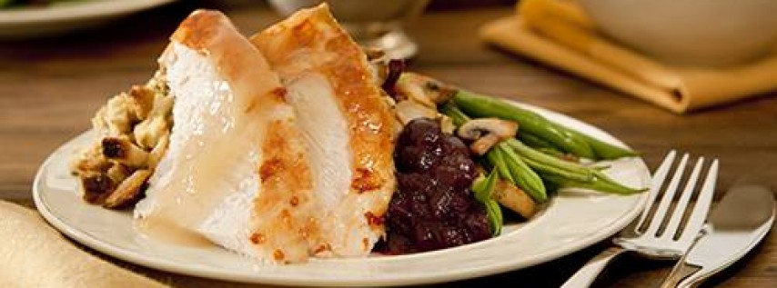 Thanksgiving Buffet at Tropicale Restaurant