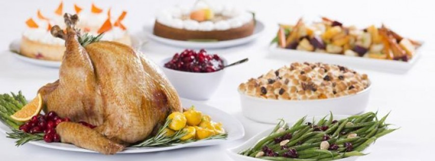 Rosen Plaza Thanksgiving Day Buffet