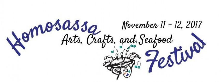 Homosassa Arts Crafts And Seafood Festival North