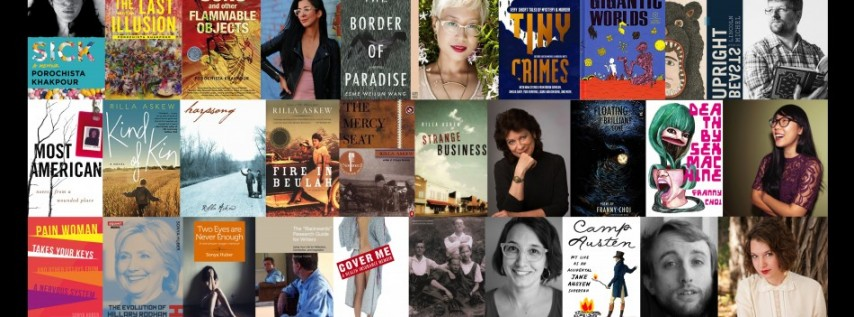 Books & Brews Author Reading