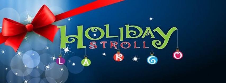Holiday Stroll 2017: Rockin Lights Family Fun Night