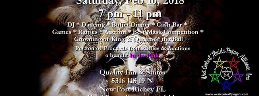 Witches Ball - Mardi Gras Masquerade