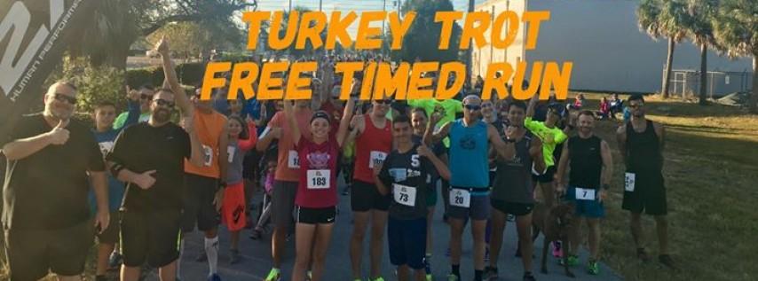 St. Pete's Unofficial Turkey Trot 5k & 10k