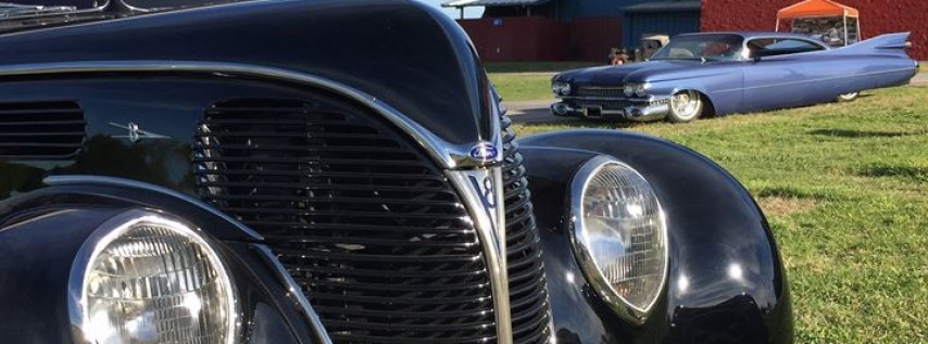 The 17th Annual Lonestar Rod & Kustom Round Up