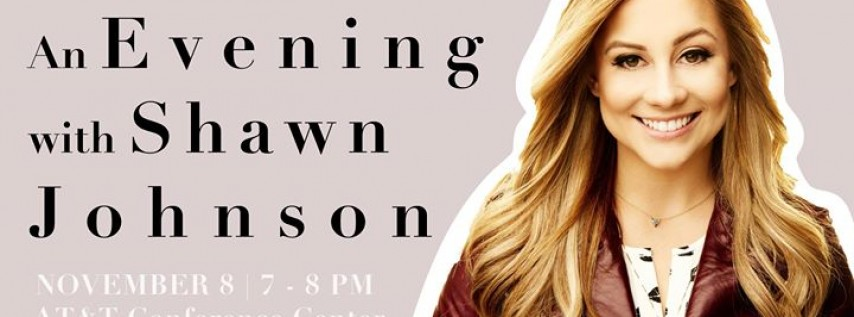 An Evening with Shawn Johnson
