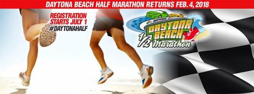 2018 Daytona Beach Half Marathon and Lap the Track 5K