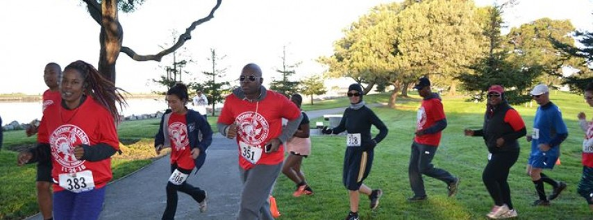 4th Annual Thanksgiving Day Turkey Trot 5K Run/Walk and Stretch