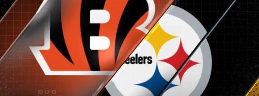 Bengals vs Steelers Ticket Giveaway