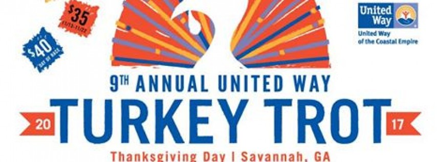 9th Annual United Way Turkey Trot
