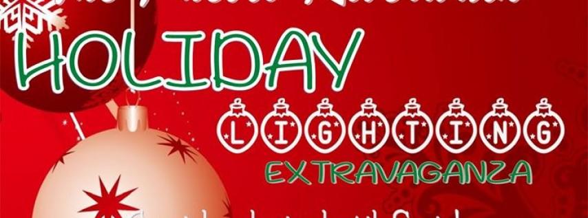 Pueblo Toyota Holiday Lighting Extravaganza