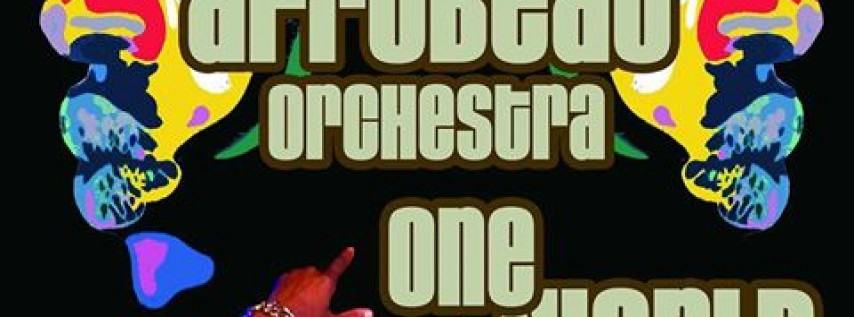 ONE WORLD TRIBE & Buffalo Afrobeat Orchestra at Nietzsche's