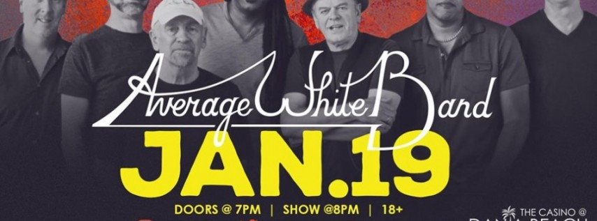 An evening with The Average White Band