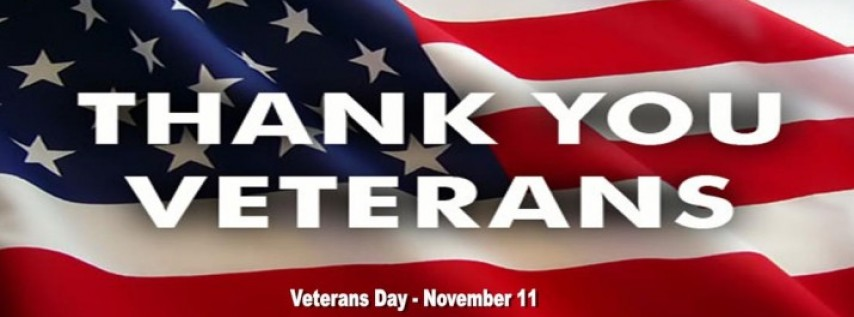 Happy Veteran's Day! Discount for Veterans from Studio Jear Group Fitness!